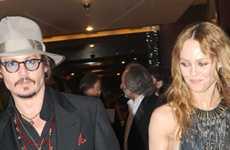 Johnny Depp y Vanessa Paradis a punto de separarse? Johnny la deja?