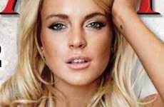 Lindsay Lohan en Maxim Australia [Enero 2012]