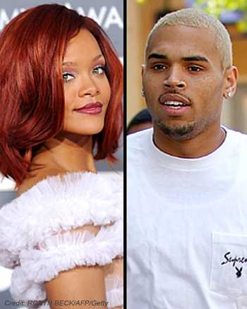 Rihanna y Chris Brown se ven a escondidas? 3 aniversario?