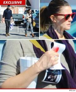 Drew Barrymore embarazada?
