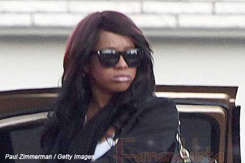 Bobbi Kristina drogándose luego del funeral de su madre Whitney Houston?