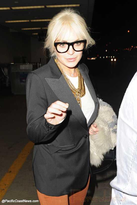 Lindsay debe parar su obsesión con Marilyn Monroe