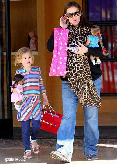 Jennifer Garner tuvo un varoncito!! Aww Baby Boy!!