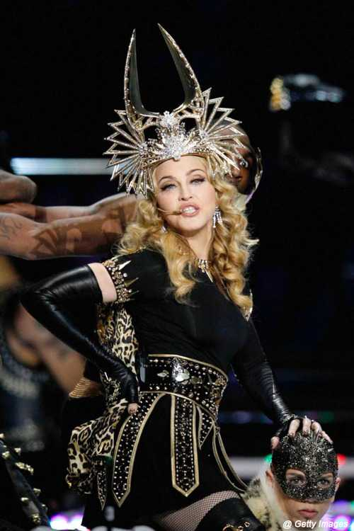 Madonna en el Super Bowl Halftime Show - VIDEO