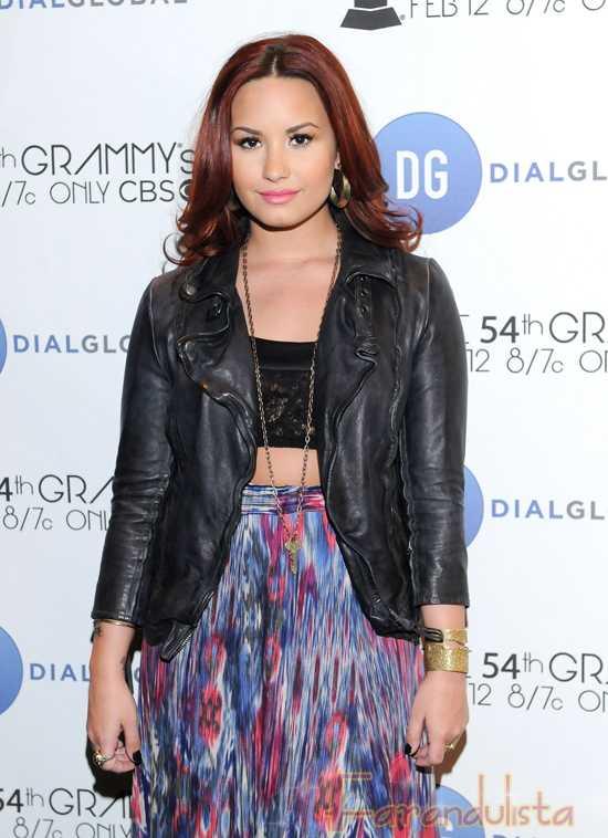 Demi Lovato en rehab otra vez? Blind Item