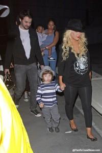 La gordura de Christina Aguilera arruinando The Voice?