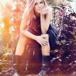 Jennifer Aniston en InStyle habla de Justin, cocina y relaciones