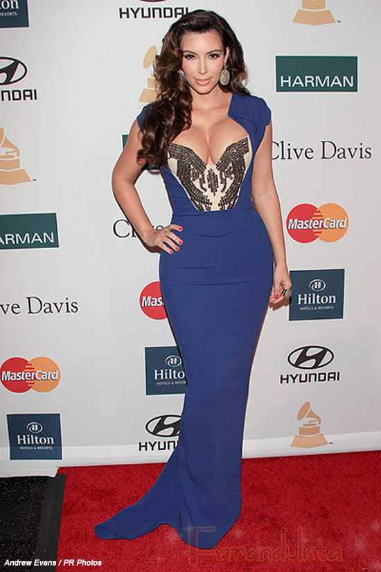 El look de Kim Kardashian - Classy o Trashy?