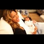 Conozcan a Blue Ivy Carter, la hija de Beyonce - Primeras Pics!!!