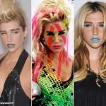 Kesha... Lady Gaga wannabe?