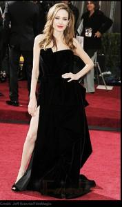 Fashion Police Joan Rivers critica a Angelina Jolie en los Oscars - LMAO!!!