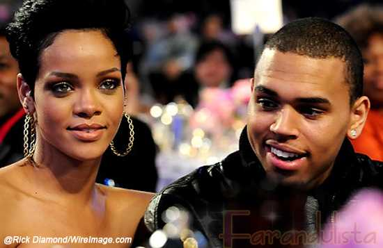Rihanna invitó a Chris Brown a su cumpleaños? WTF??