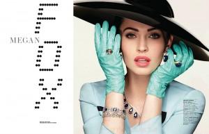 Megan Fox en Jalouse Magazine  S-T-U-N-N-I-N-G!!!