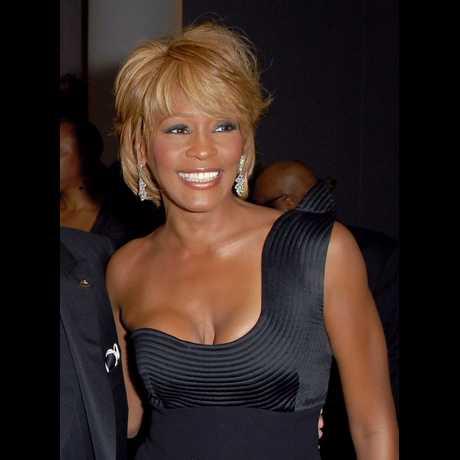 Revelan el testamento de Whitney Houston - Su hija hereda todo