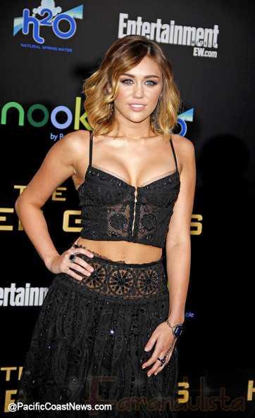 Miley Cyrus desmiente compromiso
