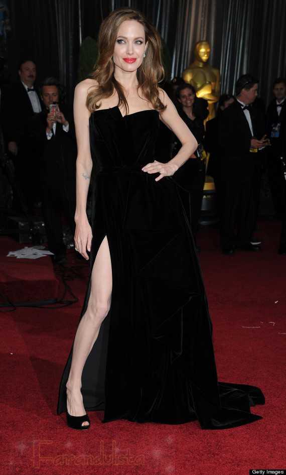 Angelina Jolie habla del meme sobre su pierna derecha