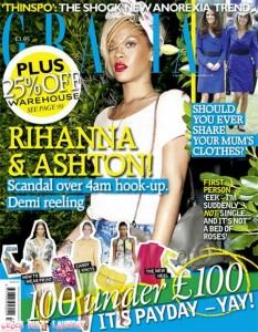Demi Moore devastada por el encuentro entre Ashton Kutcher y Rihanna?
