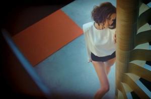 Victoria Beckham en Madame Figaro Magazine