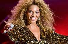 Beyonce prepara 3 conciertos 5 meses después de dar a luz… O sea!