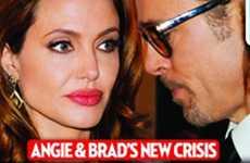 Angelina Jolie & Brad Pitt: la crisis que detuvo la boda!! OMG!! [OK!]