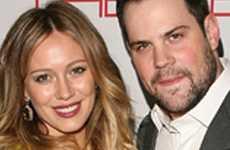 Hilary Duff dio la bienvenida a su hijo Luca Cruz!