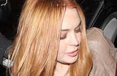 HA! Lindsay Lohan en Glee!