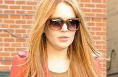 Lindsay Lohan vuelve a ser pelirroja!!! UPGRADE!!!