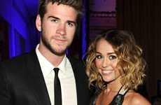 Miley Cyrus y Liam Hemsworth comprometidos???