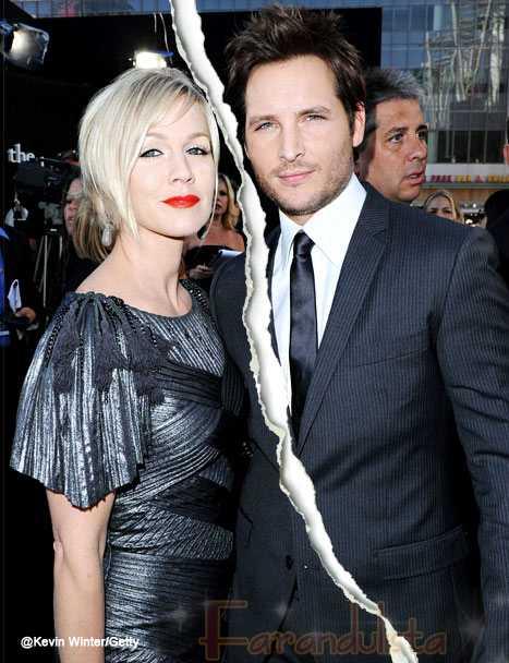 Jennie Garth y Peter Facinelli se divorcian!