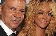 He aqui la explicación! El padre de Rihanna aprueba a Chris Brown… OMG!
