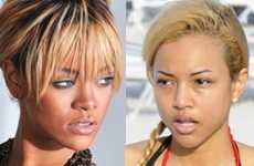 Rihanna y la novia de Chris Brown se pelean online – Catfight!!