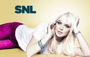 Lindsay Lohan en Saturday Night Live - SHE SUCKS!