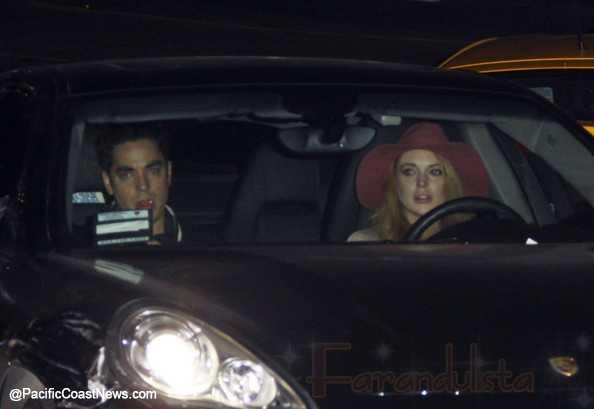 Lindsay Lohan vuelve a la escena del crimen? - UPDATE!!!