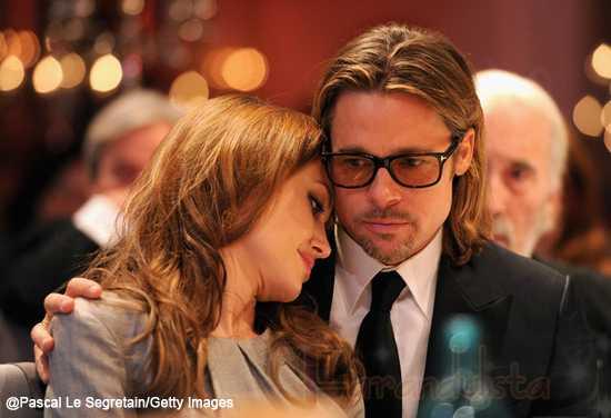 Angelina Jolie & Brad Pitt se casan en Francia??