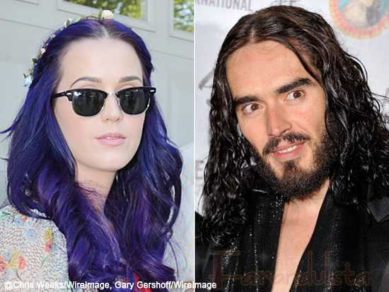 Katy Perry quiere a Russell Brand de vuelta?