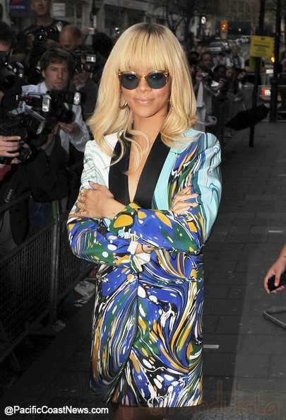 Rihanna le encantaría ser Whitney Houston en el cine - What?