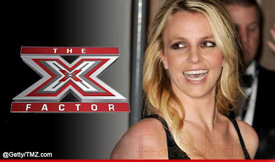 Britney Spears cierra trato con X-Factor!