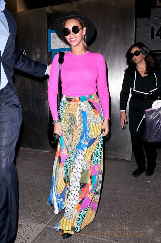 Beyonce: rumores de madre sustituta eran locos! JUST CRAZY!!!!