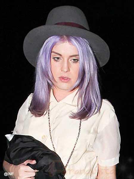 El nuevo color de cabello de Kelly Osbourne - Hot o Blah!?