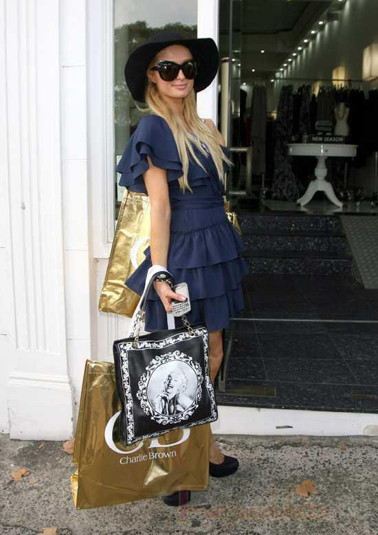 Paris Hilton odia que le digan que perderá su fama LMAO!!