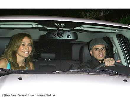 Jennifer Lopez le regala una Dodge Ram a Casper Smart