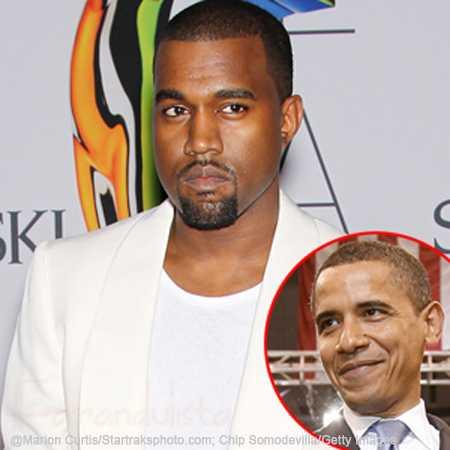 El presidente Obama cree que Kanye West es un jackass - LMAO!!!