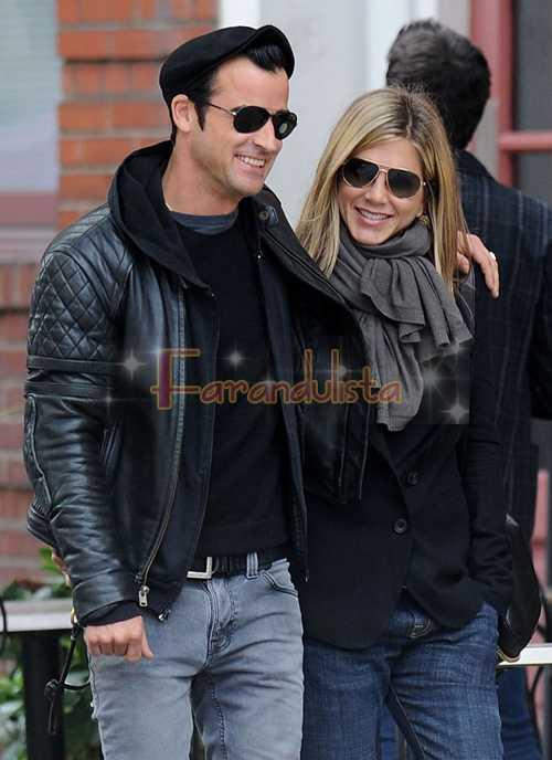 Jennifer Aniston se va a casar en Grecia?