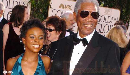 Morgan Freeman no se va a casar con su 'nieta'
