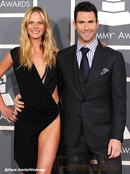 Adam Levine y Anne V terminaron!!!