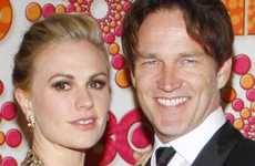 True Blood, Anna Paquin & Stephen Moyer esperando su primer baby!