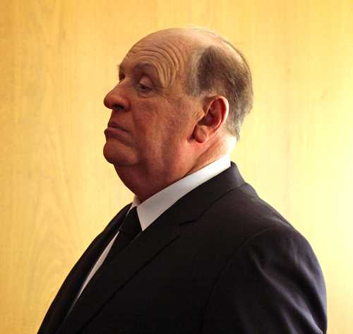 Anthony Hopkins como Alfred Hitchcock - First Look!!