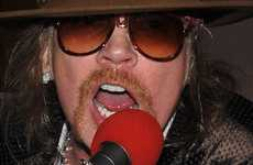 Axl Rose rechaza estar en el Rock and Roll Hall of Fame!! WTF??