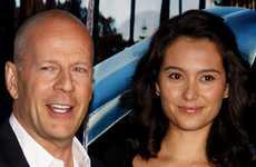 Bruce Willis es padre por cuarta vez de una niña, Mabel Ray!