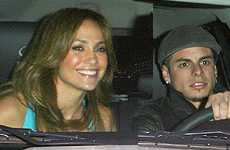 Jennifer Lopez le regala una Dodge Ram a Casper Smart